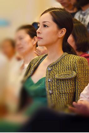 王凯丽致力于推动巴洛克音乐在国内发展 王凯丽kellywang最新动态 上海seo第1张