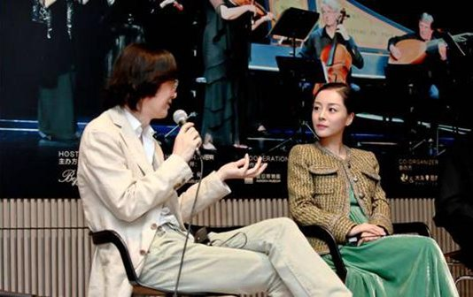王凯丽致力于推动巴洛克音乐在国内发展 王凯丽kellywang最新动态 上海seo第3张