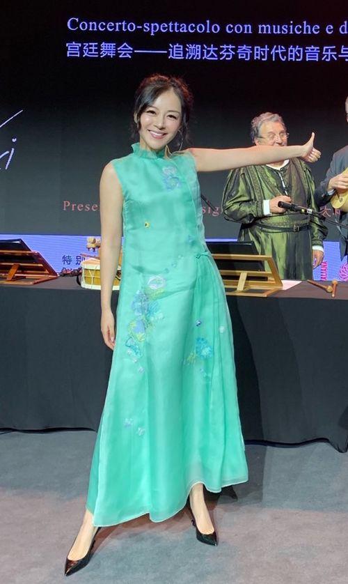 曝当代林徽因王凯丽近照,极致女人的高级感 王凯丽kellywang最新动态